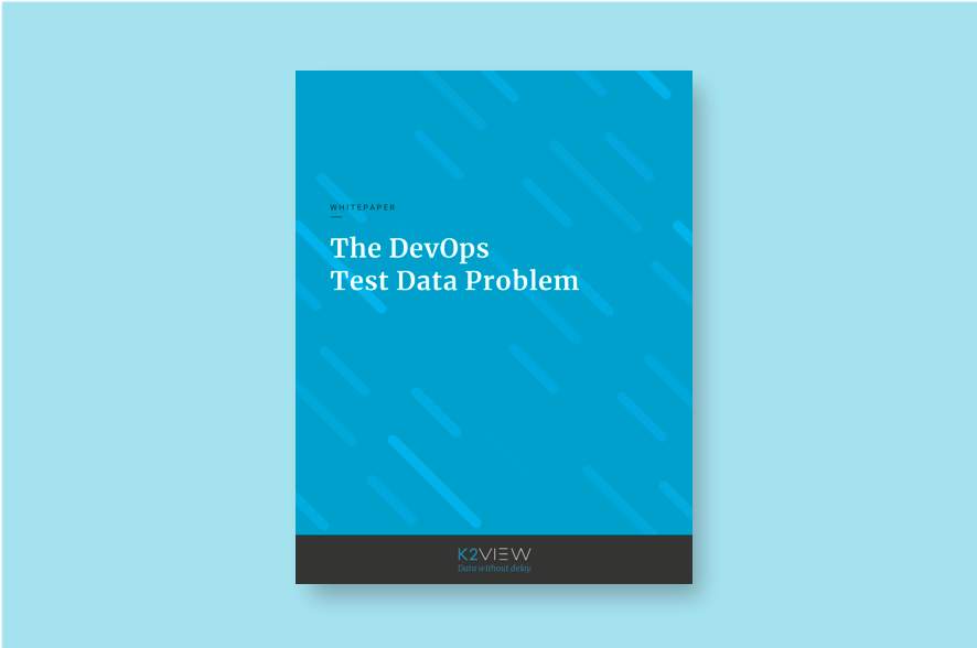 The DevOps Test Data Problem