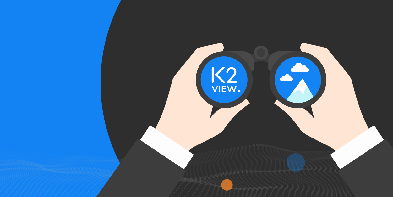 We have a new View for K2View.com