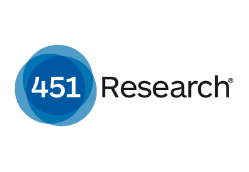 K2View Recognized by 451 Research as a '451 Firestarter'
